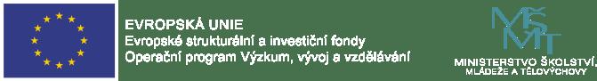 Evropská unie - Operační program Výzkum, vývoj a vzdělávání,