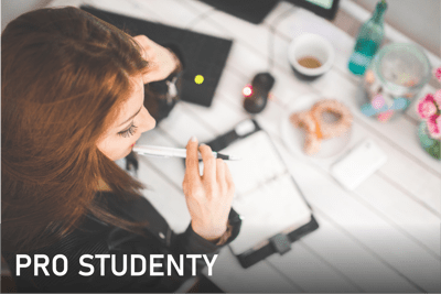 Pro studenty
